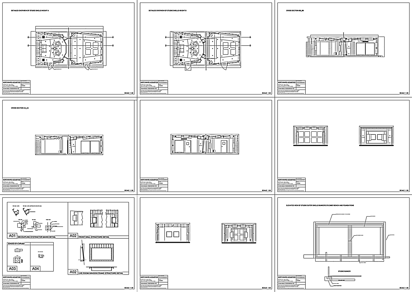 Peachy Building Studio Maasland 2 0 Another Northward Acoustics Design Largest Home Design Picture Inspirations Pitcheantrous