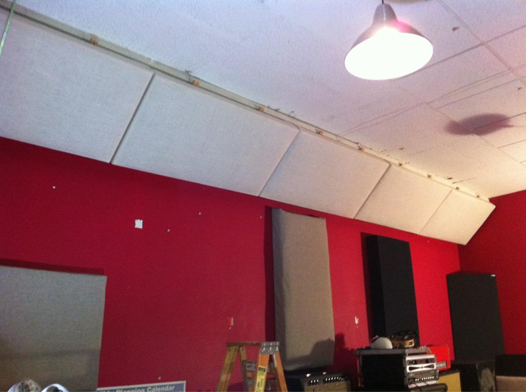 Little Red Wagon Studios Live Room Remodel A Jeff Hedback Design Gearslutz Pro Audio Community