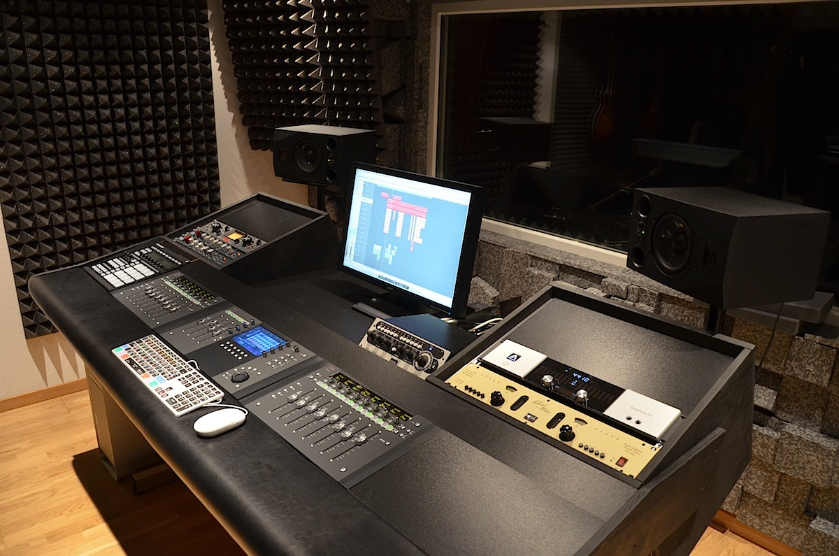 Pdf Diy Recording Studio Desk Plans Download Queen Anne