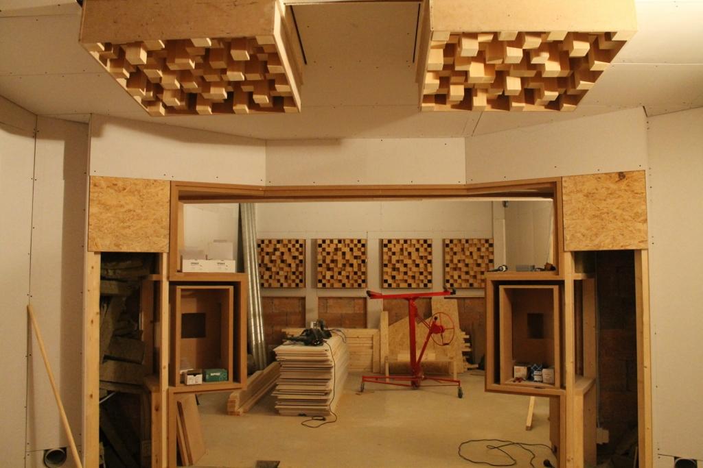 Enjoyable Acoustic Design For The Home Studio Edeprem Com Largest Home Design Picture Inspirations Pitcheantrous