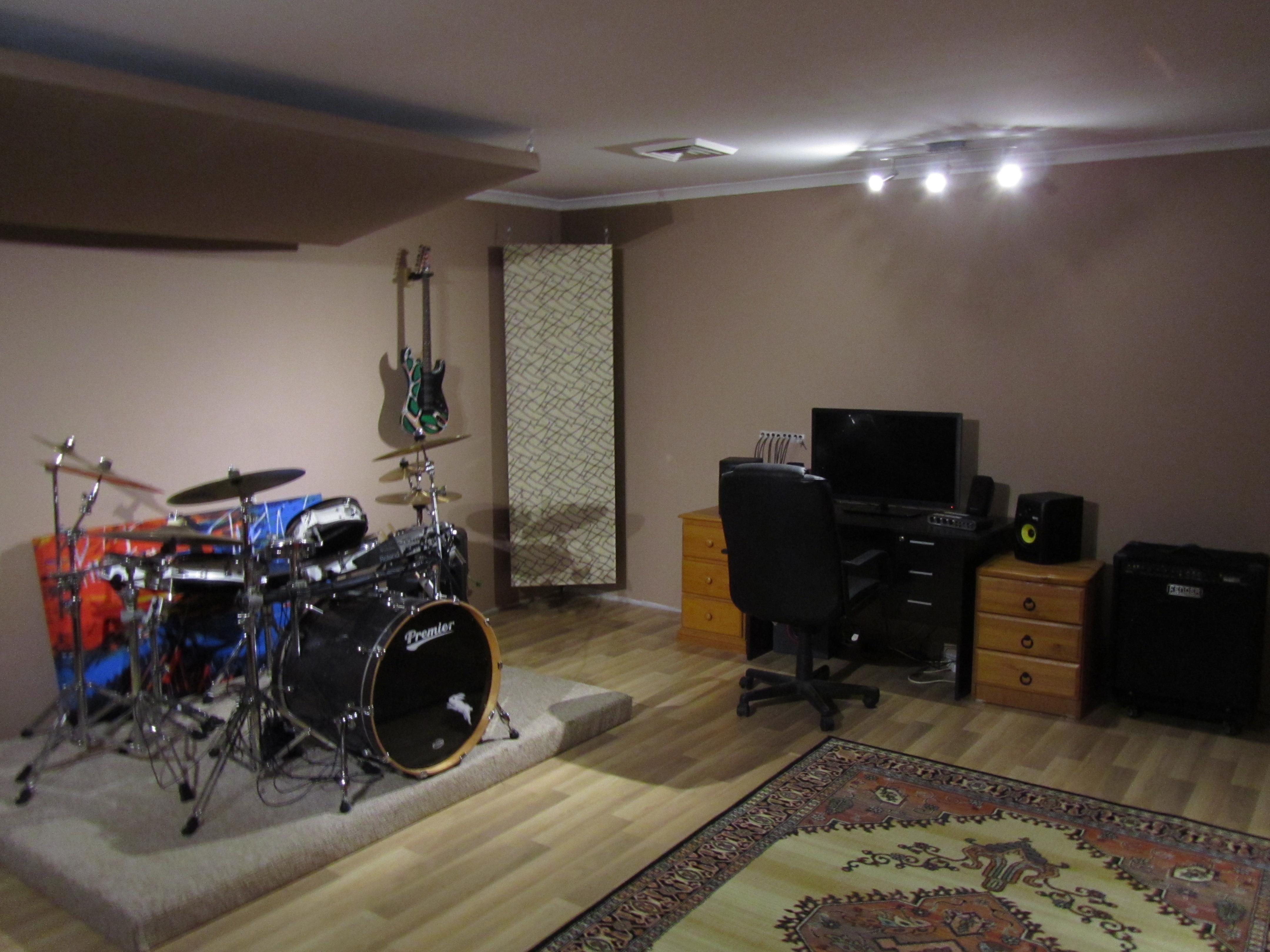 Gearslutz pro audio community view single post double for Garage with studio