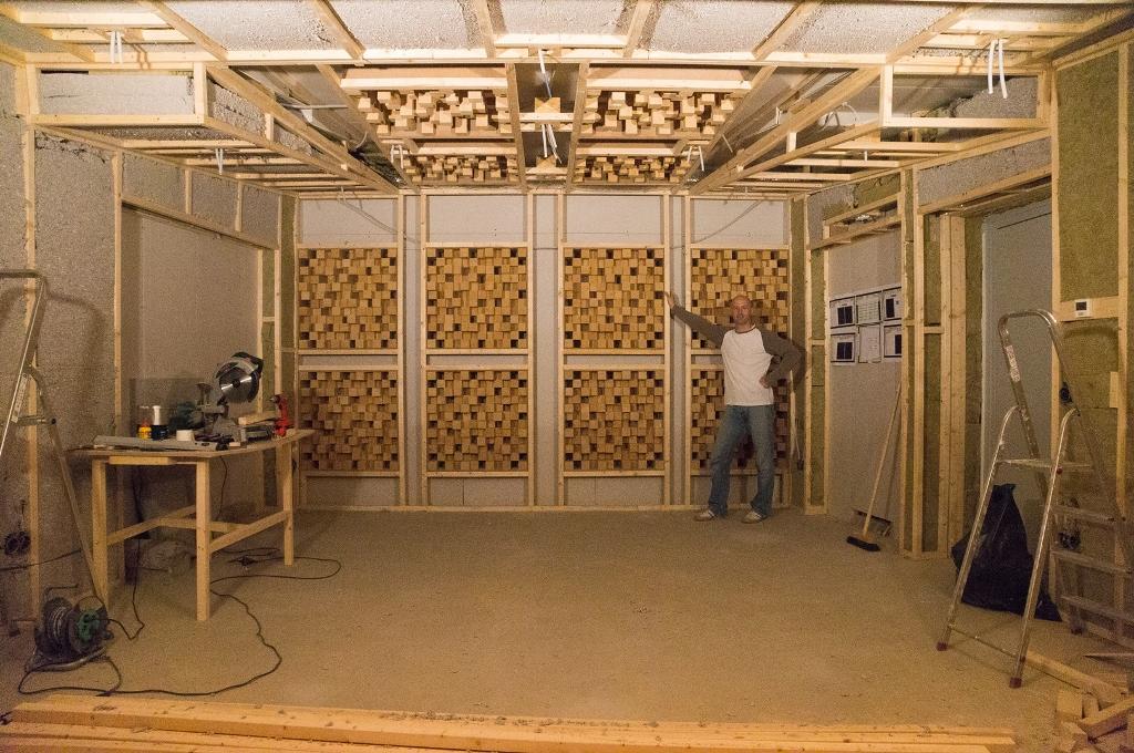 Surprising Building Studio Maasland 2 0 Another Northward Acoustics Design Largest Home Design Picture Inspirations Pitcheantrous