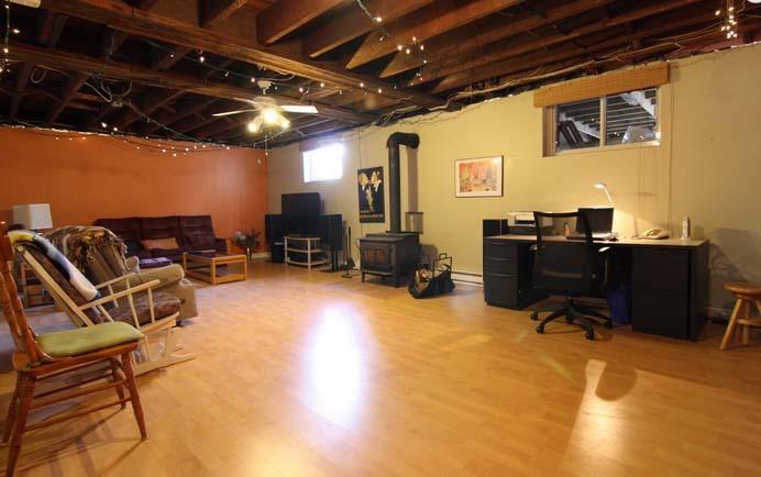 Home Studio Build Basement Montreal