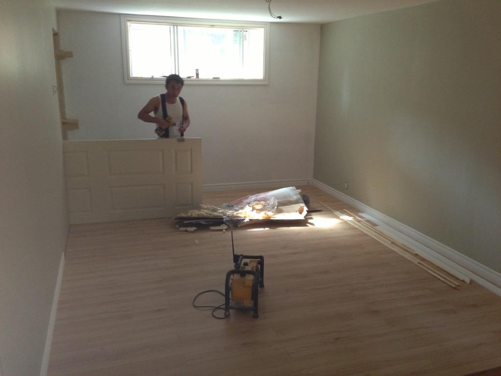 Home Studio Build