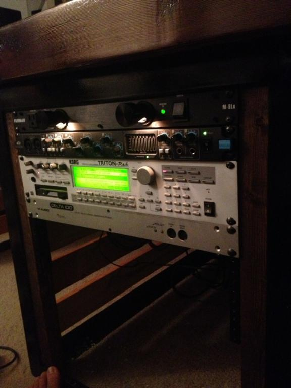 diy studio desk gearslutz pro audio community. Black Bedroom Furniture Sets. Home Design Ideas