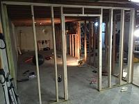 Basement Studio in Upstate New York-walls-up.jpg