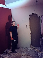 New tracking room - Obscure Music Studio Frankfurt Germany-3destroying1.jpg