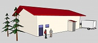 INSPIRATION Recording Studio - Philippines - SteveP Studio Construction Thread-studio-outside.jpg