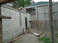 INSPIRATION Recording Studio - Philippines - SteveP Studio Construction Thread-5-cr-wall-almost-done.jpg