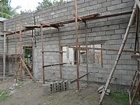 INSPIRATION Recording Studio - Philippines - SteveP Studio Construction Thread-7-lr-wall-looking-into-cr.jpg