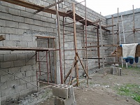 INSPIRATION Recording Studio - Philippines - SteveP Studio Construction Thread-6-live-room-cr-wall-done.jpg