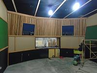 INSPIRATION Recording Studio - Philippines - SteveP Studio Construction Thread-front-wall-1.jpg