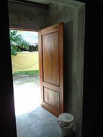 INSPIRATION Recording Studio - Philippines - SteveP Studio Construction Thread-front-door.jpg