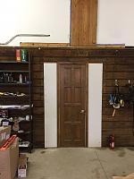 RV Garage - conversion to Recording Studio!-between-door-installed-2.jpg