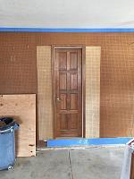 RV Garage - conversion to Recording Studio!-between-door-installed-3-wifes-side-view.jpg