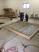 RV Garage - conversion to Recording Studio!-drum-riser-1.jpg