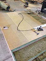 RV Garage - conversion to Recording Studio!-drum-riser-5.jpg