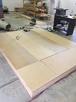 RV Garage - conversion to Recording Studio!-drum-riser-6.jpg
