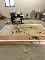 RV Garage - conversion to Recording Studio!-drum-riser-10.jpg