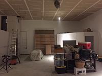 RV Garage - conversion to Recording Studio!-shot-front-wall.jpg