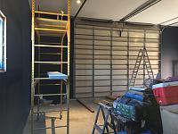 RV Garage - conversion to Recording Studio!-rv-painted-garage-door-view.jpg