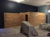 RV Garage - conversion to Recording Studio!-wood-wall-after-3.jpg