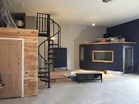 RV Garage - conversion to Recording Studio!-floating-shelf-cleanup-6.jpg