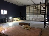 RV Garage - conversion to Recording Studio!-floating-shelf-cleanup-8.jpg