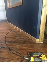 RV Garage - conversion to Recording Studio!-quarter-round-floor-trim-1.jpg