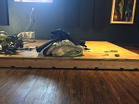 RV Garage - conversion to Recording Studio!-stage-skirt-1.jpg