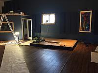 RV Garage - conversion to Recording Studio!-stage-skirt-3.jpg
