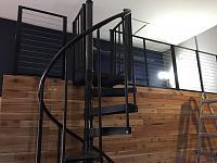 RV Garage - conversion to Recording Studio!-cable-rail-system-5.jpg