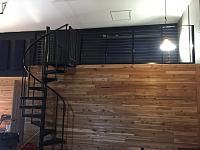RV Garage - conversion to Recording Studio!-cable-rail-system-6.jpg