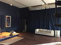 RV Garage - conversion to Recording Studio!-theater-curtain-4.jpg
