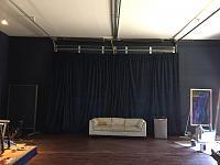 RV Garage - conversion to Recording Studio!-top-garage-door-paint-2.jpg