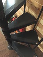RV Garage - conversion to Recording Studio!-spiral-stairs-treatment-4-no-slip-treads.jpg