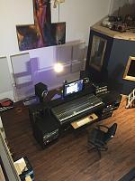 RV Garage - conversion to Recording Studio!-gear-rack-8-above.jpg