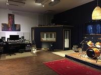 RV Garage - conversion to Recording Studio!-drums-riser-3.jpg