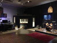 RV Garage - conversion to Recording Studio!-drums-riser-2.jpg