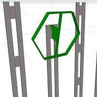 LEWITT Headquarters Studio Build-lewitt-hq-studio-build-018-hexagons-mounting.jpg