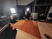 LEWITT Headquarters Studio Build-lewitt-hq-studio-build-056-rusty-wall-cutting.jpg