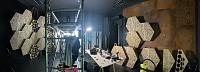 LEWITT Headquarters Studio Build-lewitt-hq-studio-build-082-hexagons-delivery.jpg