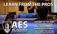 AES Academy 2020 Announces Professional Audio Presenters and Topics-aes_academy.jpg