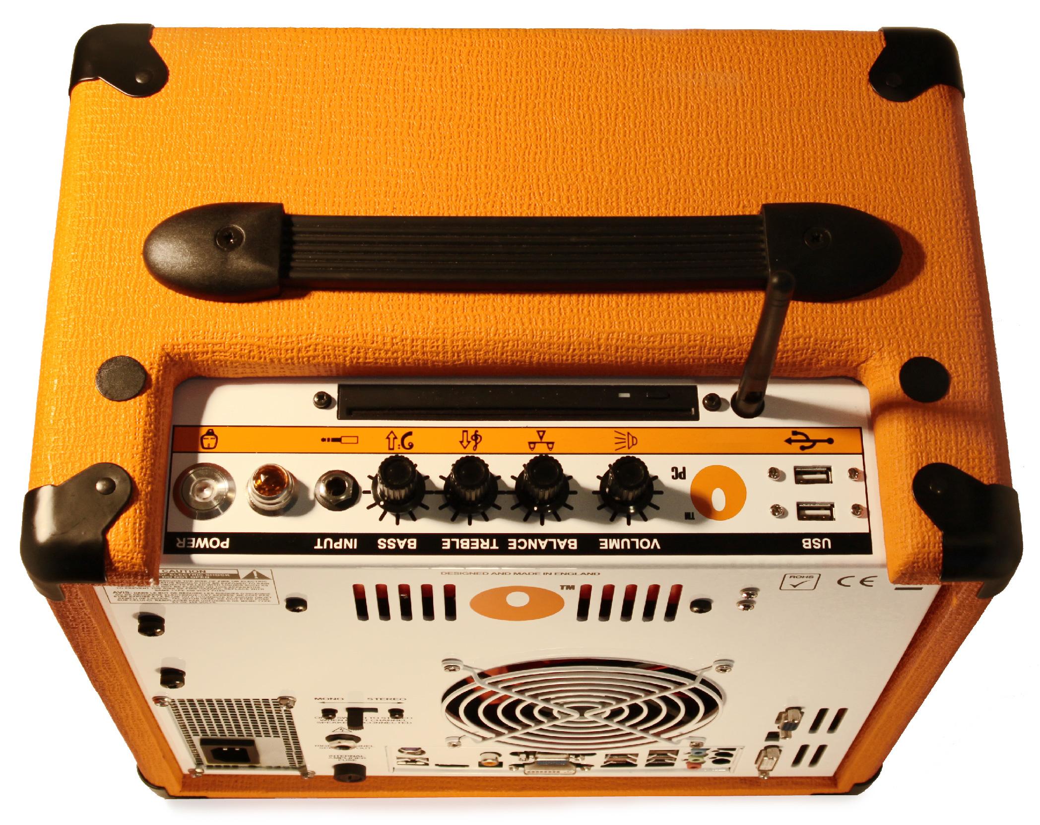 orange amps all in one computer amplifier speaker the opc gearslutz pro audio community. Black Bedroom Furniture Sets. Home Design Ideas