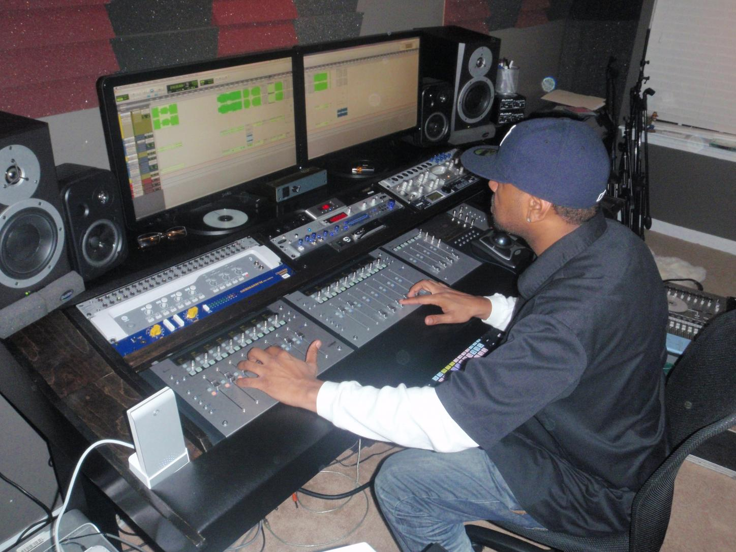 Euphonix Mc Control And Mix Users Check This Out Page