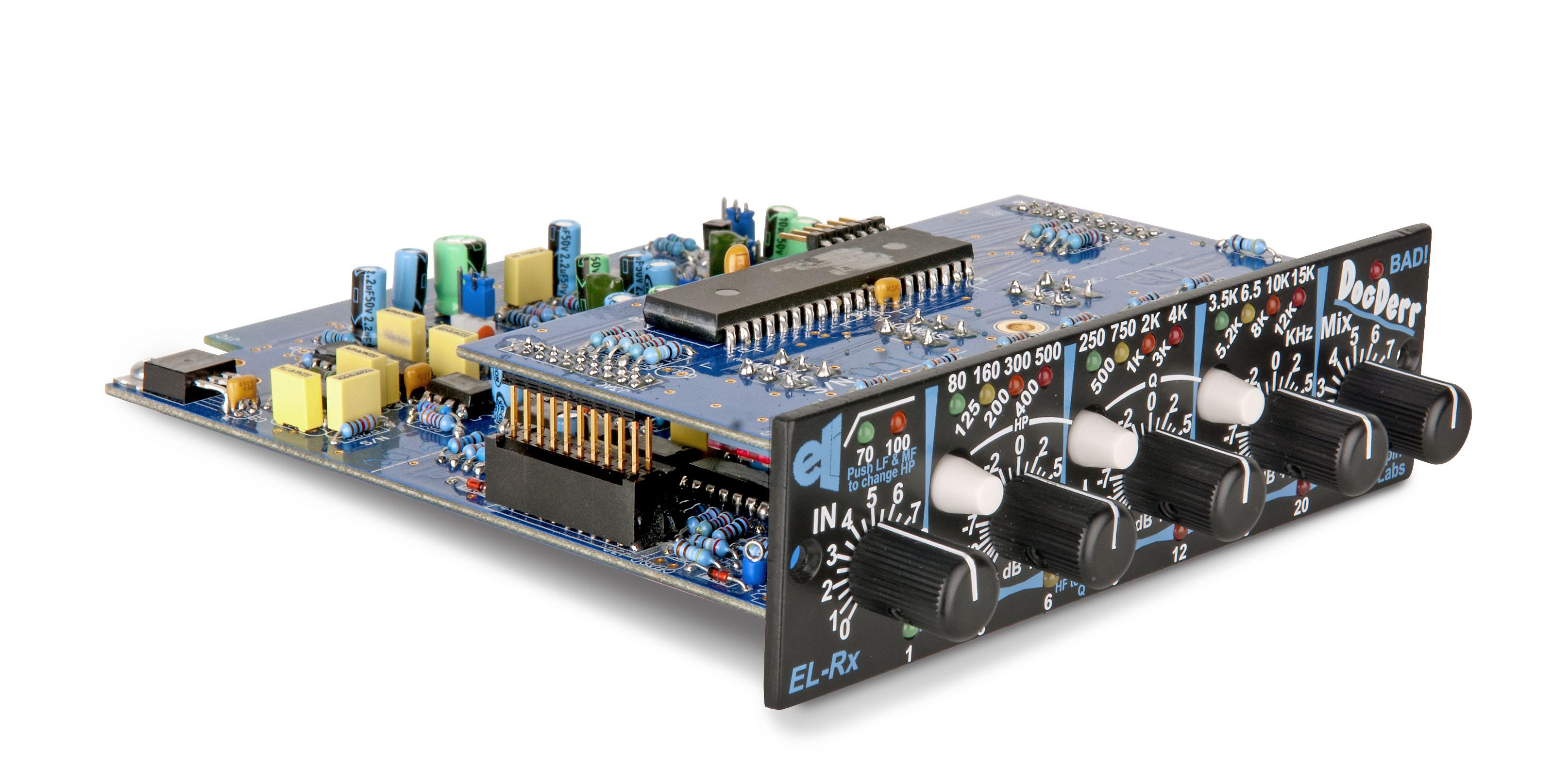 500 series rack modules
