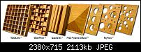 CEDIA NEWS: Auralex Introduces Sustain Bamboo Sound Diffusor Series at CEDIA 2011-auralex-sustain-bamboo-sound-diffusors_collage.jpg