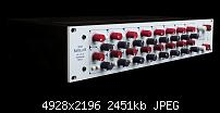 5059 Satellite Summing Mixer from Rupert Neve Designs-5059-shallow-top-side-angle-35.jpg