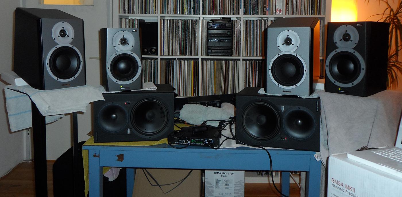 Dynaudio Studio Dbm50 Dynaudio Dbm50 Desktop