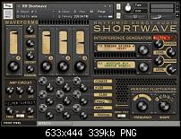 Rhythmic Robot release SHORTWAVE: radio wave synth-shortwave-panel.png
